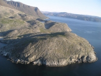 Finger Hill Is., nord du Labrador